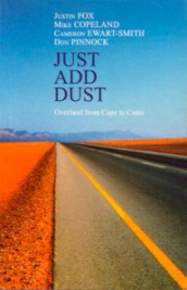 Justin Fox Just Add Dust Cover Book Non-Fiction