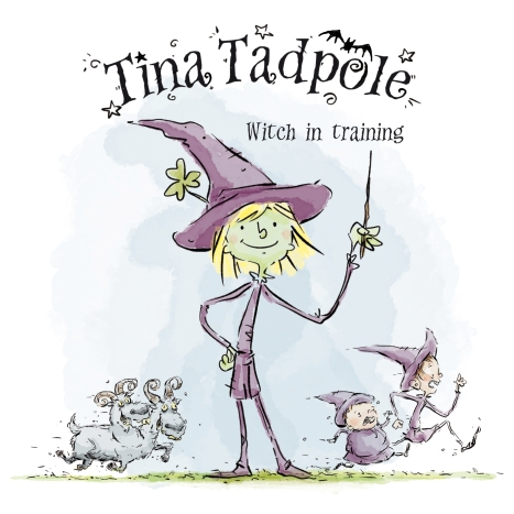 Tina Tadpole Cover web only