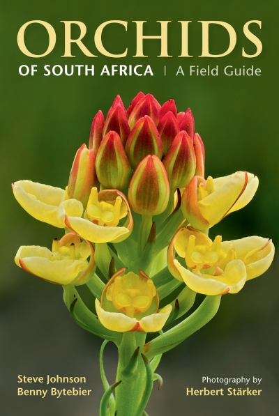 Orchids of South Africa by Steve Johnson & Benny Bytebier