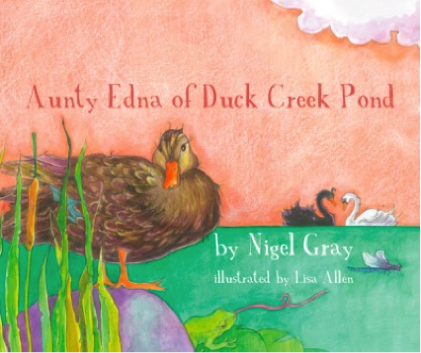 Aunty Edna of Duck Creek Pond